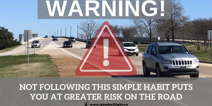 Warning! Not Following This Simple Habit Puts You At Greater Risk On The Road