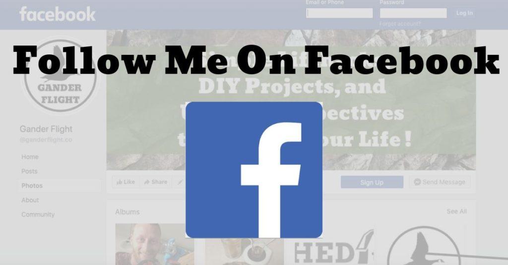 follow gander flight on facebook