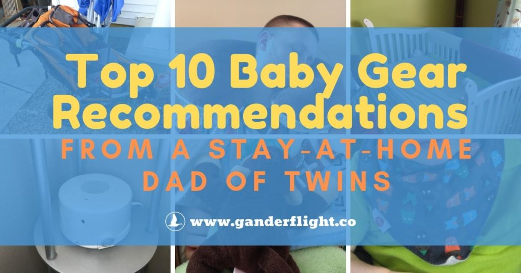 sahd top 10 baby gear recommendations