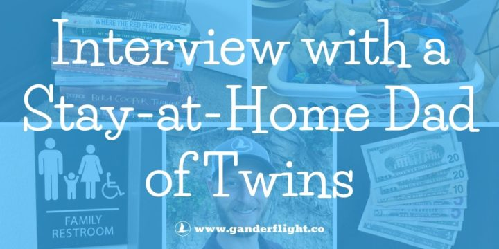 An Interview with a Stay-At-Home Dad of Twins