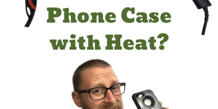 Loose Otterbox Phone Case … Fixed with Heat?