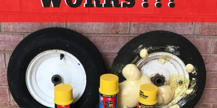 DIY Run Flat Tires – Tested to Failure | Spray Foam Tires – WHICH Foam Works?