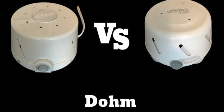 Dohm Uno VS Classic – Which Is Best? | Yogasleep Sound Machine Review & Comparison – Marpac