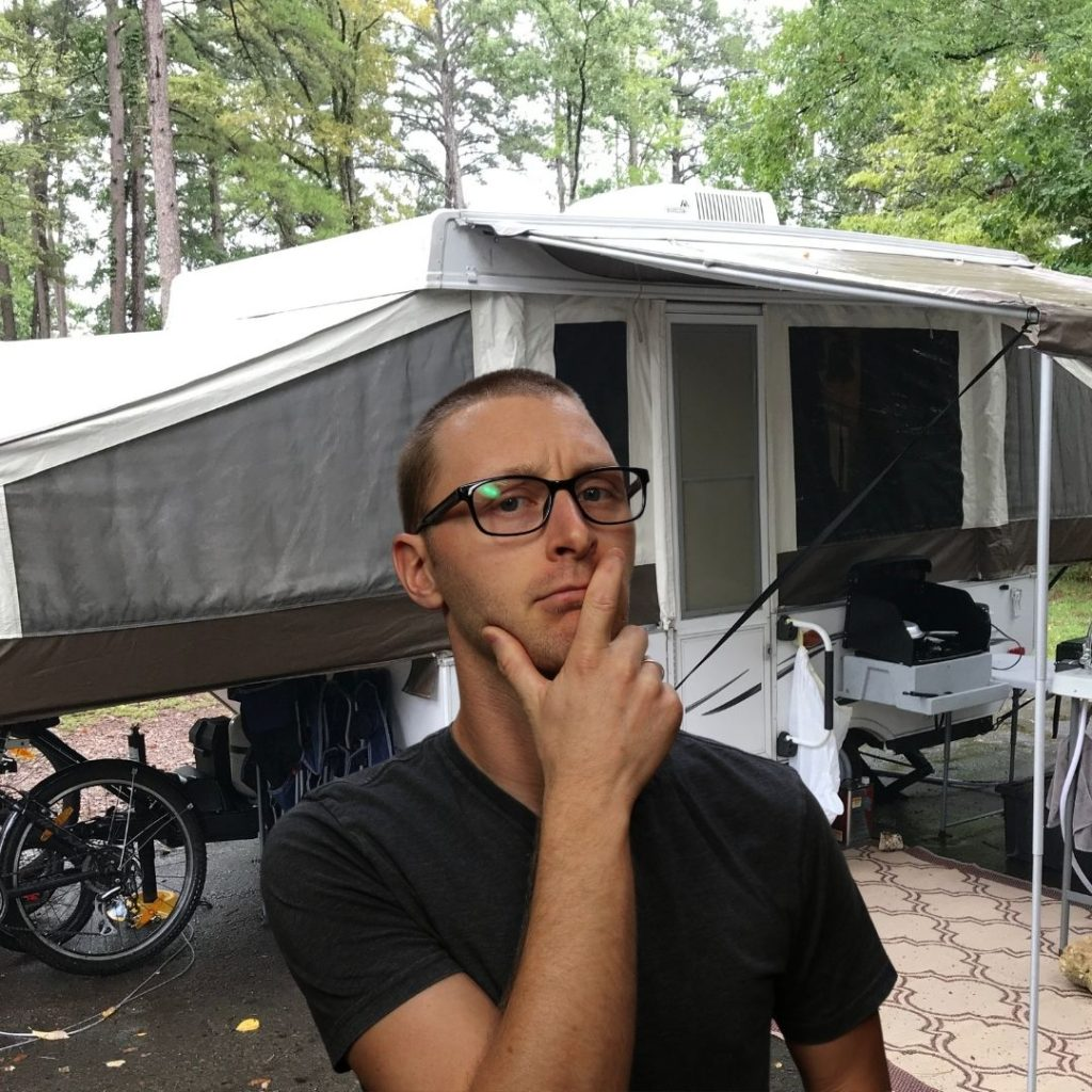 Your First RV – Should it be a Pop Up Camper?
