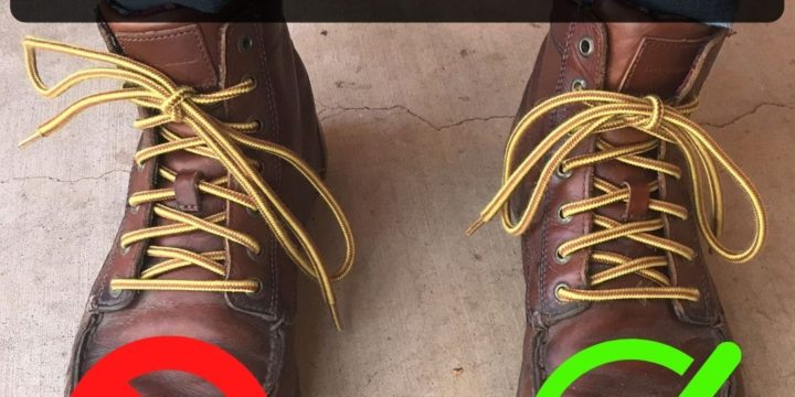 The BEST Way To Tie Shoes, They WILL NOT Come Undone Until You Want Them To | 50% Chance You're Tying Your Shoes WRONG!